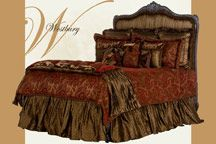Main picture of Westbury Bedset from Reilly-Chance Collections Luxury Bedding Manufacturers