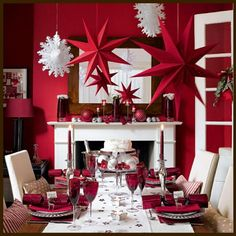 Weihnachtskamin   Fünfzig Ideen Für Die Dekoration
