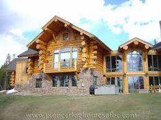 Resultado de imagem para pioneer casas de madeira