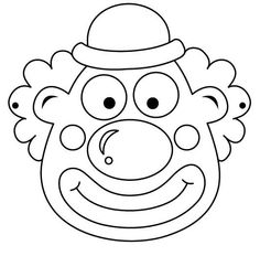 Home Decorating Style 2020 for Coloriage Masque Carnaval Maternelle, you can see Coloriage Masque Carnaval Maternelle and more pictures for Home Interior Designing 2020 11623 at SuperColoriage. Clown Crafts, Circus Crafts, Carnival Crafts, School Coloring Pages, Colouring Pages, Templates Printable Free, Free Printable Coloring Pages, Printable Masks, Preschool Circus