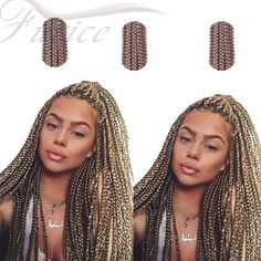 Aliexpress.com : Buy Box Braids Hair Crochet 18'' 24''Crochet Hair Extensions Synthetic Crochet Braid Senegalese Twist Braid Hair African Hairstyles from Reliable crochet braids senegalese suppliers on furice hair Store