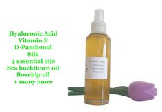 Silk Hair Serum Hair Growth Serum Hyaluronic Acid Glycerin D-Panthenol and 8 oils Soap Gifts, Face Cream For Wrinkles, Handmade Cosmetics, Damaged Hair Repair, Silk Hair, Hair Serum, Hair Growth Oil, Rosehip Oil, Natural Cosmetics