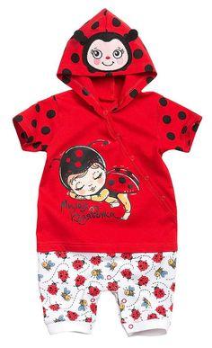 Красивый песочник для девочки с капюшоном Милая Козявочка SRTK403