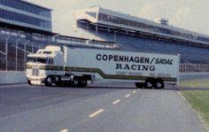 Kenworth, Copenhagen/Skoal Racing, Transporter, Hauler