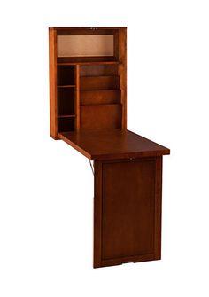 klappschreibtisch im kleinen home office 33 fotobeispiele klappschreibtisch platzsparende. Black Bedroom Furniture Sets. Home Design Ideas