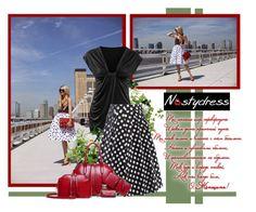 """NASTYDRESS-21"" by marinadusanic ❤ liked on Polyvore featuring LSA International"