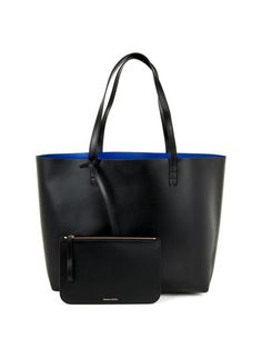 Now available @ Matchesfashion!!!   Mansur Gavriel LARGE VEGETABLE-TANNED LEATHER TOTE