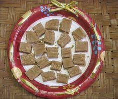 4 ingredient peanut butter fudge