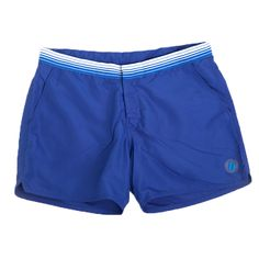 Benson Swimmer Men's Swim Trunks - Royal Blue