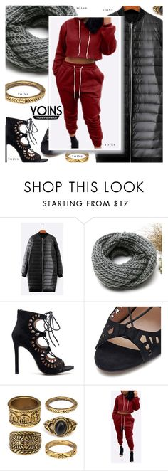 """YOINS 8"" by amberelb ❤ liked on Polyvore featuring yoins, yoinscollection and loveyoins"