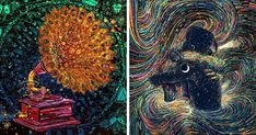 Hypnotizing GIFs By James R. Eads And The Glitch | Bored Panda
