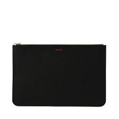 BROMO Clutch Black 11'' | Molehill | molehillgoods.com