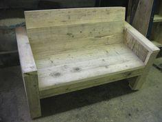 Scaffold Board Sofa