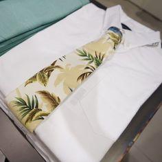 단벌로 혹은 레이어드 연출로 멋을 내어 사계절 내내 유용하게 활용할 수 있는 셔츠 @롯데백화점 조군샵