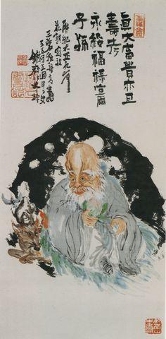 1607夜『鐡斎大成』富岡鉄斎|松岡正剛の千夜千冊