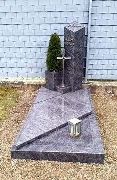 Tombstone Designs, Cemetery Headstones, Memorial Stones, Funeral, Grass, Marble, Memories, Grave Decorations, Concrete Crafts
