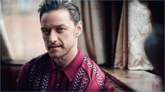 James McAvoy for Mr. Porter