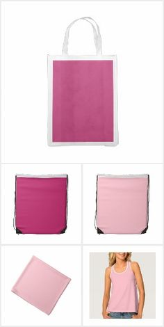 Clothing & Accessories - Pink Colors