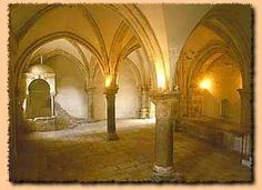 The Upper Room where the Last Supper was held with Jesus and His apostles.