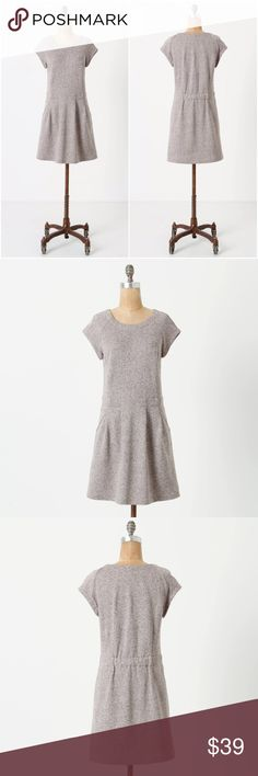 "Anthropologie Lili's Closet Akin Tunic dress $68  Size small. Lili's Closet from Anthropologie. Originally $68. ""Like your favorite sweatshirt, Lili's Closet's French terry chemise boasts raglan sleeves and a cozy feel."" Is technically a ""tunic"" but fits more like a dress. Feel free to ask for measurements.  Anthropologie Dresses"