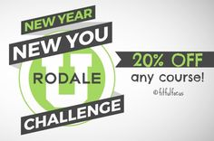 Rodale U Discount | Online Health and Wellness Courses