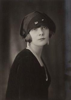 Princess Natalia Pavlovna Paley. Circa 1924