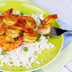 We love this spicy shrimp recipe from North India. Come to think of it, so does our Florida's Natural® Orange Juice.