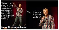 impatient parking