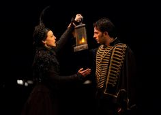 Kyle Barisich & Ellen Harvey starring in Broadway's The Phantom of the Opera