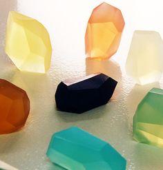 Handcut & Handmade Soap From Pelle