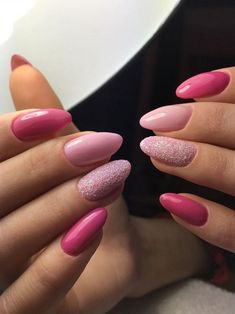 In seek out some nail designs and some ideas for your nails? Listed here is our listing of must-try coffin acrylic nails for cool women. Cute Acrylic Nails, Cute Nails, Pretty Nails, Pink Nail Designs, Acrylic Nail Designs, Nails Design, Hair And Nails, My Nails, Natural Nail Art