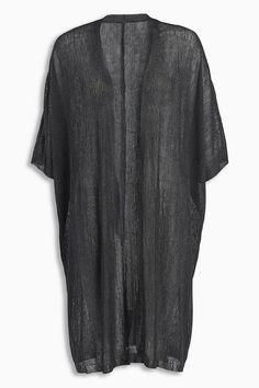 """Next Strickjacke im Kimono-Look für 41,00€. Aus Materialmix, Get the """"Next"""" Look, Design aus England, Get the """"Next"""" Look, In der Maschine waschbar bei OTTO"""