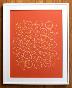Bike Mess. We Are 1976 in Dallas is selling this print. Almost bought it.