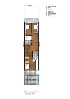 Airwell House,Floor Plan