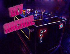 Der Wohnzimmer-Arcade-Cocktail Reisen wir einmal knapp 10 Jahre zurück ins Jahr 2008. Nachdem ich viel Zeit mit den Spielen auf Emulatoren am PC verbracht habe, wollte ich etwas Ausgefalleneres.   #arcade #cocktail table #diy #Eigenbau #flipper #pinball #selbstbau #virtual pinball #visual pinball
