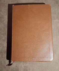 El Libro de Mormon Doctrina y Convenios La Perla de Gran Precio Brown Leather