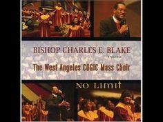 No Limit // West Angeles COGIC Choir  #gospel