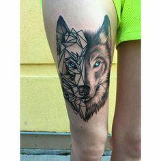Lobo perna