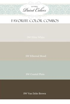 Favorite Paint Colors: New Blog Design and Features