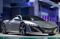 #Acura NSX Concept