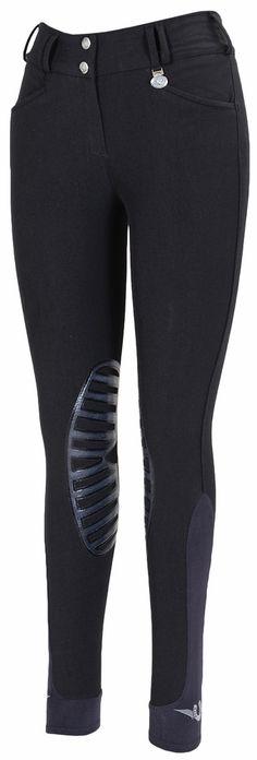 TuffRider Ladies Element Knee Patch Breeches