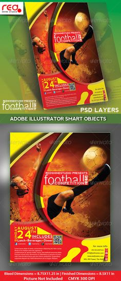 ▽ [GET]◉ Football Competitions Flyer, Poster & Magzine Temp Adventure Poster Advertising Baseball Basketball Business Champion Sports Flyer, Advertising, Ads, Event Flyers, Font Names, Information Graphics, Print Templates, Business Flyer, Flyer Template