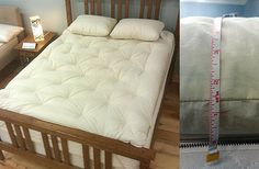 Product Review: Nature's Comfort Wool Mattress Topper — Test Lab