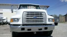 Ford F800 Series 1995 Diesel Truck with Low Mileage for sale in Tucson, Arizona