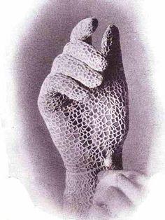 Deauville Long Ladies Gloves 1930s Vintage by VintagePatternDesign, $2.95