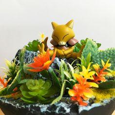 just chilling _______ #abra #pokemon #diorama #dioramaland #sharksnail My Pokemon, Pikachu, Chilling, Etsy, Art, Dioramas, Videogames, Pokemon Images, Miniature