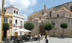 Rota Spain, want to stroll the plazas and enjoy the cafes and shopping