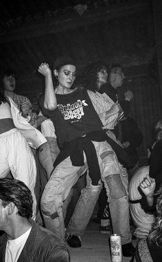 Film photography 80s | East London | Rave | Shoreditch | www.hudsonshoes.com