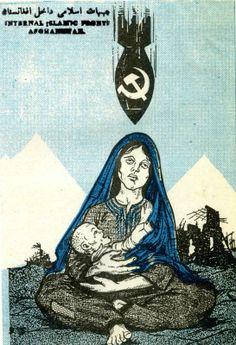 Mujahideen Anti-Soviet Art During Soviet-Afghanistan War