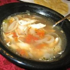 Tortilla Soup I food-and-drink